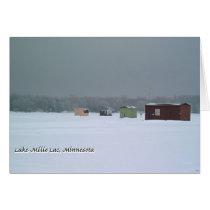 Minnesota Holiday Card