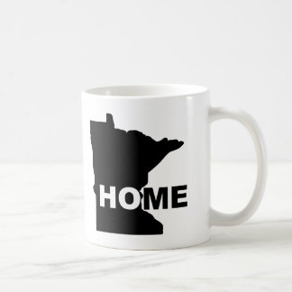 Minnesota Home Away From State Mug Or Travel