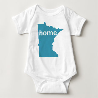 Minnesota Home Baby Bodysuit