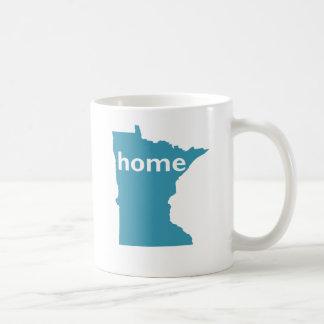 Minnesota Home Classic White Coffee Mug