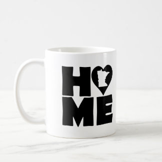 Minnesota Home Heart State Mug or Travel Mug