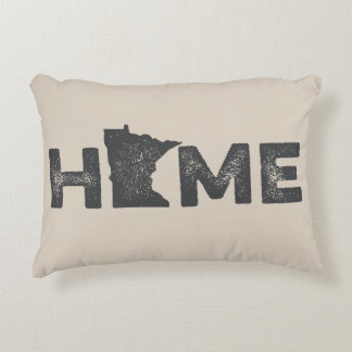 Minnesota Home State Love Pillow