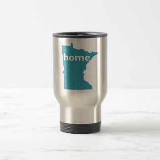 Minnesota Home Travel Mug