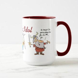 Minnesota Idol Mug