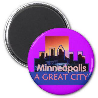 Minnesota Iman Para Frigorífico