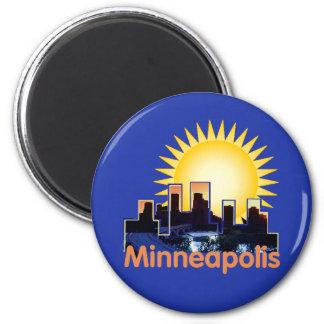 Minnesota Imán Para Frigorifico