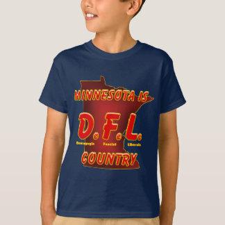 Minnesota Is D.F.L. Country T-Shirt
