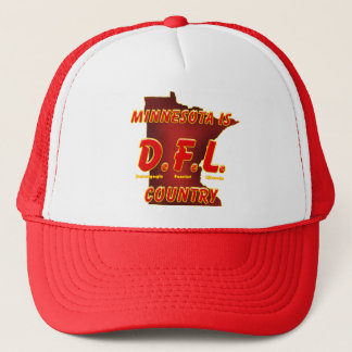 Minnesota Is D.F.L. Country Trucker Hat