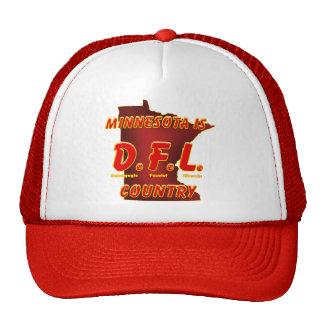 Minnesota Is D.F.L. Country Trucker Hat