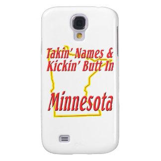 Minnesota - Kickin' Butt Galaxy S4 Cover