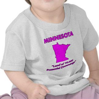 Minnesota - Land of 10,000 Potential Drownings Tshirts
