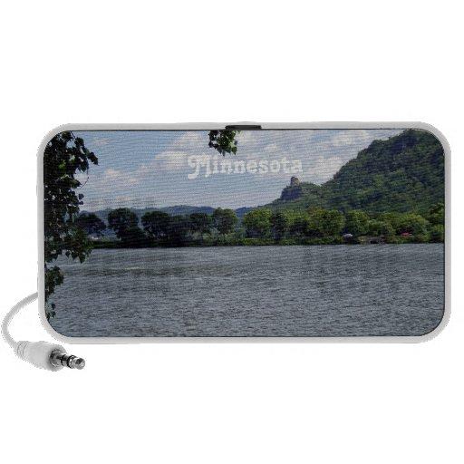Minnesota Landscape Portable Speaker