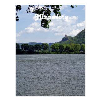 Minnesota Landscape Post Card
