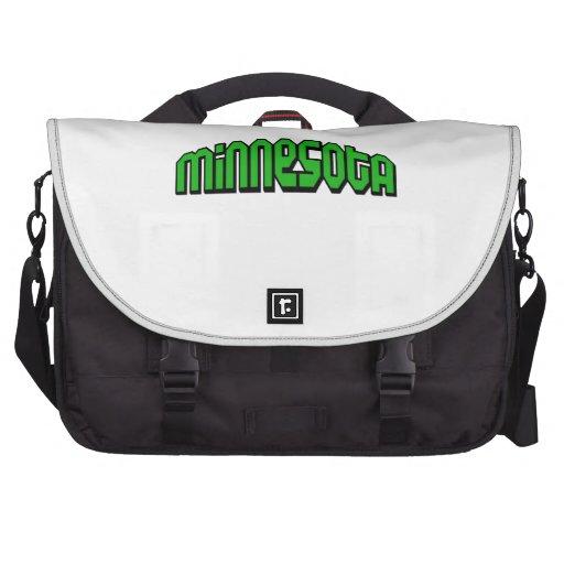 Minnesota Laptop Messenger Bag