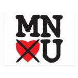 Minnesota le odia postal
