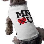 Minnesota le odia ropa para mascota