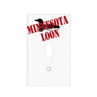 Minnesota Light Switch Covers
