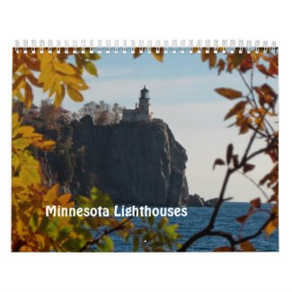 Minnesota Lighthouses Calendar
