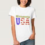 ¡Minnesota los E.E.U.U.! Playera
