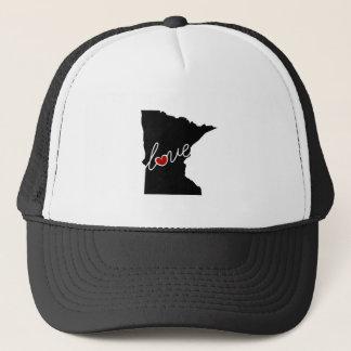 Minnesota Love!  Gifts for MN Lovers Trucker Hat