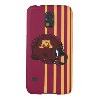 Minnesota M Football Helmet Case For Galaxy S5