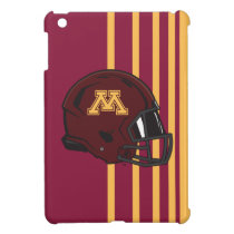 Minnesota M Football Helmet iPad Mini Cover