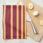 """Minnesota M Football Helmet Kitchen Towel<br><div class=""""desc"""">Are you a fan of Minnesota football? Get your custom gear hear and show off your Gopher athletics pride. Check out these official University of Minnesota designs! Personalize your own Minnesota merchandise on Zazzle.com with your name or class year. Try adding text using various fonts &amp; view a preview of...</div>"""