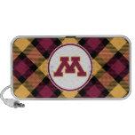 Minnesota M marrón