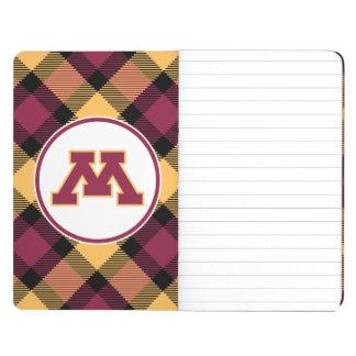 Minnesota M marrón Cuadernos