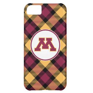 Minnesota M marrón Funda Para iPhone 5C