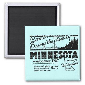 Minnesota Magnet magnet
