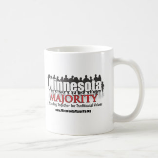 Minnesota Majority Classic White Coffee Mug