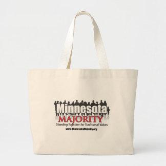 Minnesota Majority Jumbo Tote Bag