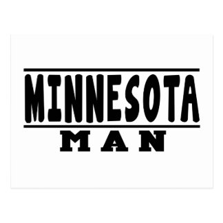 Minnesota Man Designs Postcards