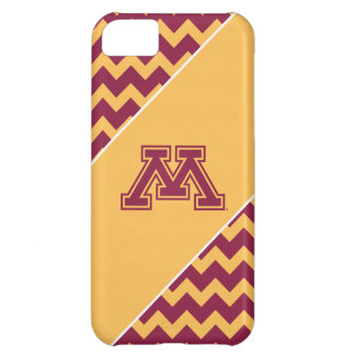 Minnesota Maroon and Gold M Case For iPhone 5C