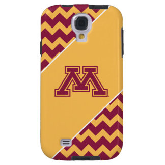 Minnesota Maroon and Gold M Galaxy S4 Case