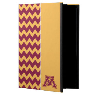 Minnesota Maroon and Gold M iPad Air Covers