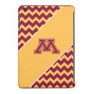 Minnesota Maroon and Gold M iPad Mini Retina Case