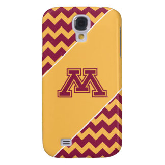 Minnesota Maroon and Gold M Samsung Galaxy S4 Cover