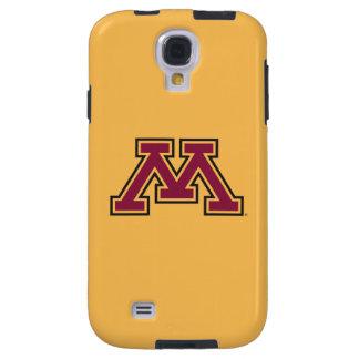 Minnesota Maroon & Gold M Galaxy S4 Case
