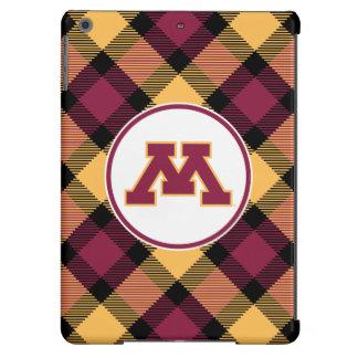 Minnesota Maroon M Case For iPad Air