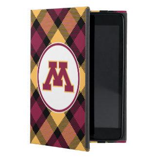 Minnesota Maroon M iPad Mini Cases