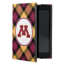 Minnesota Maroon M iPad Mini Cover