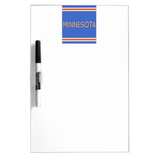 Minnesota Medium w/ Pen Dry Erase Board