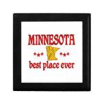 Minnesota mejor caja de joyas