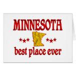 Minnesota mejor felicitación