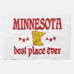 Minnesota mejor toalla