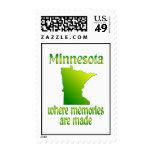 Minnesota Memories Postage