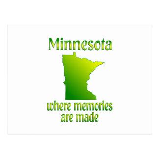 Minnesota Memories Postcards