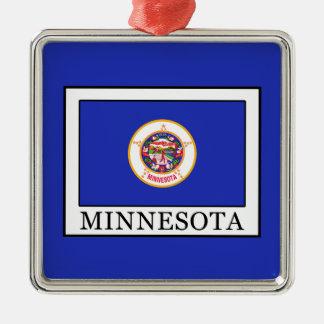 Minnesota Metal Ornament